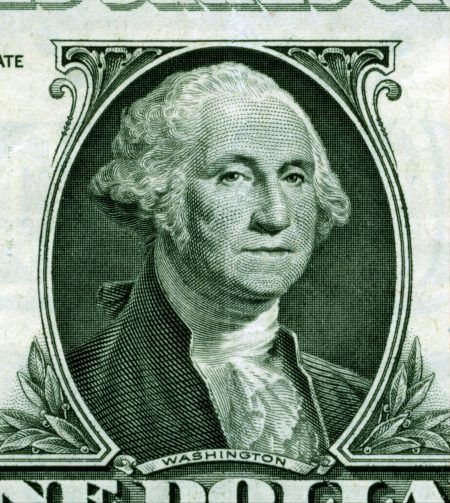 ジョージ・ワシントン大統領
