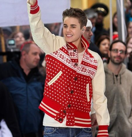 ジャスティン・ビーバー Justin Bieber