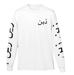 ゼインショップ グッズ ゼイン・マリク Zayn Malik ロゴスリーブTシャツ