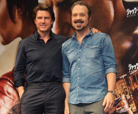 トム・クルーズ Tom Cruise  映画『ジャック・リーチャー NEVER GO BACK』 来日 記者会見