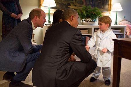 ジョージ王子 Prince George イギリス 2016年 総まとめ 総集編 一年を振り返る 総復習 ロイヤルファミリー イギリス王室 アメリカ大統領 オバマ大統領 夫婦 4月