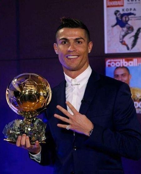 バロンドール  Ballon d'Or クリスティアーノ・ロナウド Cristiano Ronaldo リオネル・メッシ Lionel Messi 争奪戦 9年目 サッカー 名誉ある賞 2016年受賞者