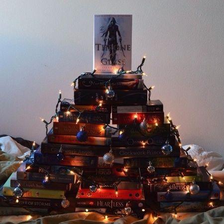 ブックツリー Book Tree クリスマスツリー 本 クリスマス 簡単 可愛い ツリー 海外
