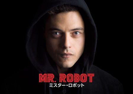 ドラマ『MR.ROBOT / ミスター・ロボット』 キーアート