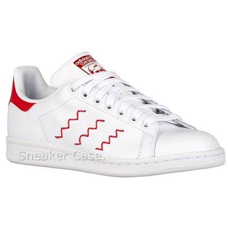 アディダス Adidas スタンスミス  Stan Smith 海外セレブ 靴 スニーカー カーリー・クロス 冬のコーディネート