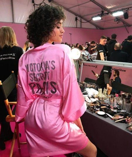 アラナ・アリントン Alanna Arrington ヴィクトリアズ・シークレット・ファッションショー2016 ヴィクシーモデル