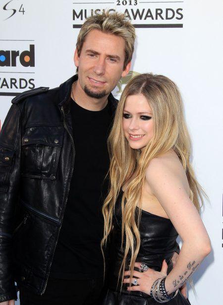 アヴリル・ラヴィーン Avril Lavigne チャド・クルーガー Chad Kroeger