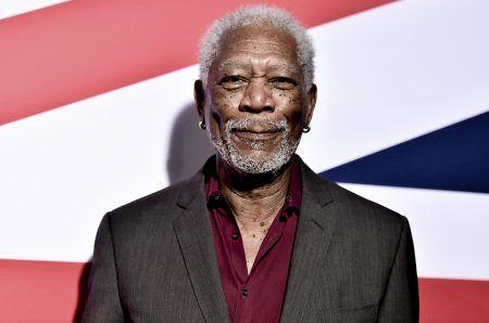 モーガン・フリーマン Morgan Freeman