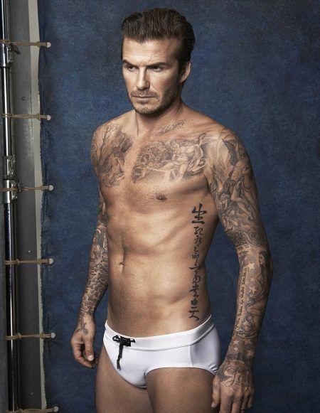 デヴィッド・ベッカム タトゥー David Beckham Tattoos