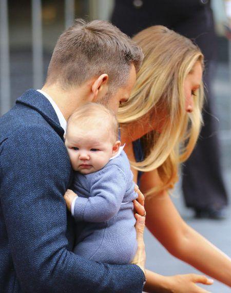 ブレイク・ライヴリー Blake Lively ライアン・レイノルズ Ryan Reynolds 娘 子ども 次女 イネス