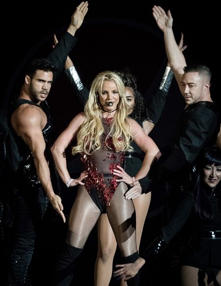 ブリトニー・スピアーズ Britney Spears
