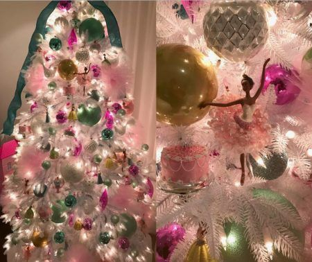 ビヨンセ Beyonce クリスマスツリー 2016
