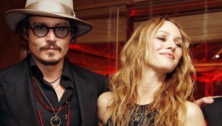ジョニー・デップ Johnny Depp ヴァネッサ・パラディ Vanessa Paradis