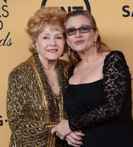 キャリー・フィッシャー デビー・レイノルズ Carrie Fisher Debbie Reynolds