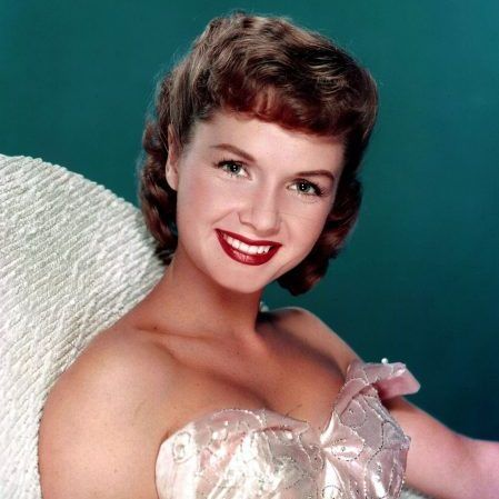 デビー・レイノルズ Debbie Reynolds 若き日 女優