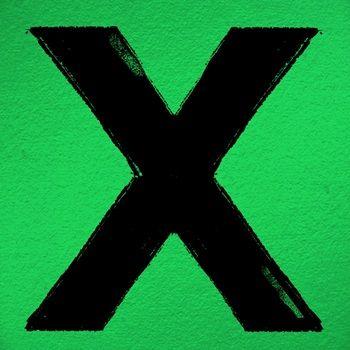 エド・シーラン Ed Sheeran x マルティプライ アルバム