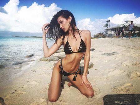 ファイア・フェスティバル Fyre Festival Fyre Cay ビーチ ベラ・ハディッド Bella Hadid