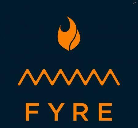 ファイア・フェスティバル Fire Festival ロゴ