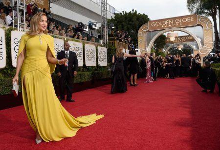 ゴールデン・グローブ ゴールデン・グローブ レッドカーペットの裏側 ジェニファー・ロペス Jennifer Lopez  2016