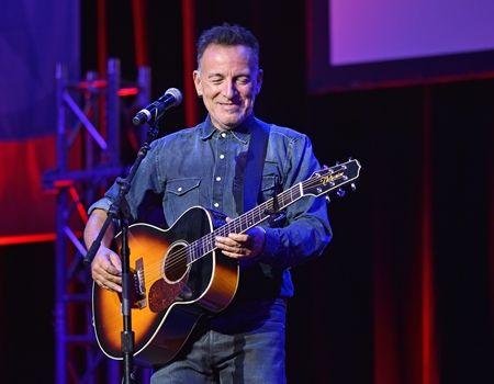 ブルース・スプリングスティーン Bruce Springsteen