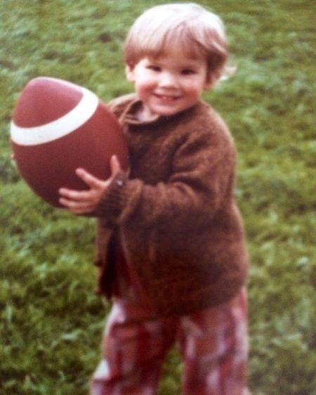 ライアン・レイノルズ Ryan Reynolds 幼少期 写真