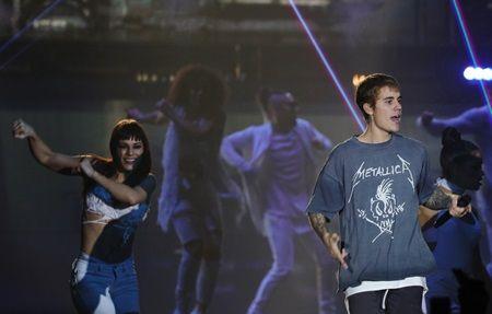 ジャスティン・ビーバー Justin Bieber パーパス・ワールド・ツアー