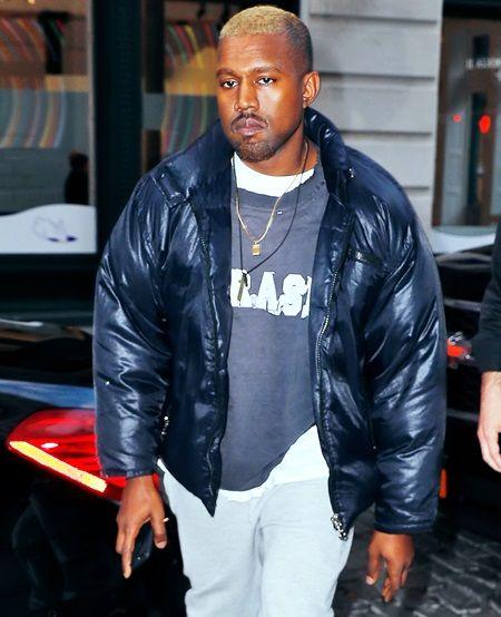 カニエ・ウェスト ドナルド・トランプ 大統領 Kanye West
