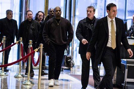 カニエ・ウェスト ドナルド・トランプ 大統領 Kanye West トランプタワー