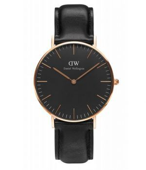 Daniel Wellington Classic Black Sheffield 腕時計
