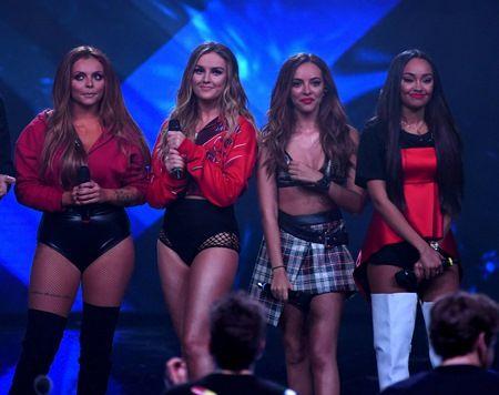 リトル・ミックス Little Mix 『Xファクター』 シングル曲「シャウと・アウト・トゥ・マイ・エックス」