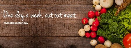 ミートレス・マンデー Meatless Monday スローガン
