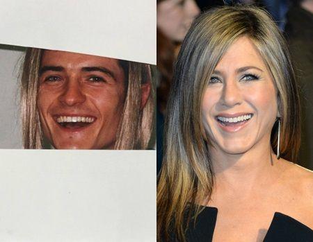 オーランド・ブルーム ジェニファー・アニストン Orlando Bloom Jennifer Aniston