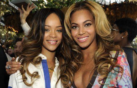 リアーナ ビヨンセ Rihanna Beyonce