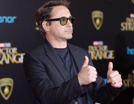 ロバート・ダウニー・Jr Robert Downey Jr