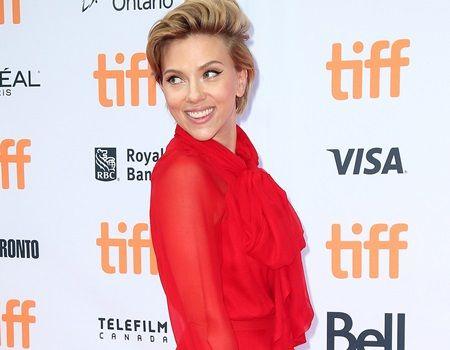 スカーレット・ヨハンソン Scarlett Johansson tiff