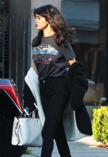 セレーナ・ゴメス COACH Selena Gomez