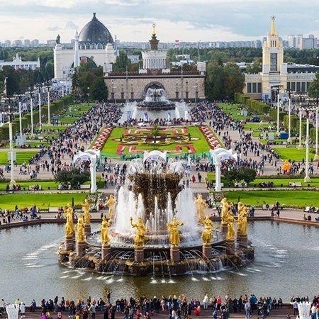 全ロシア万博センター VDNKh
