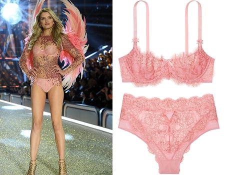 リリー・ドナルドソン Lily Donaldson ヴィクトリアズシークレット Victoria's Secret ファッションショー