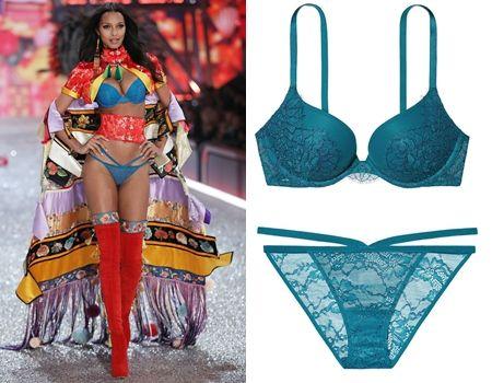 ヴィクトリアズシークレット Victoria's Secret ファッションショー ライス・リベイロ Lais Ribeiro