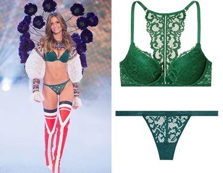 ヴィクトリアズシークレット Victoria's Secret ファッションショー ジョセフィン・スクライヴァ― Josephine Skriver