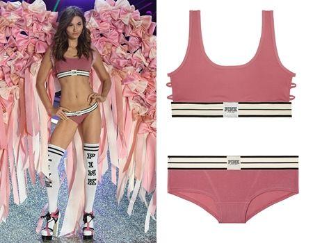 ヴィクトリアズシークレット Victoria's Secret ファッションショー Grace Elizabeth グレース・エリザベス