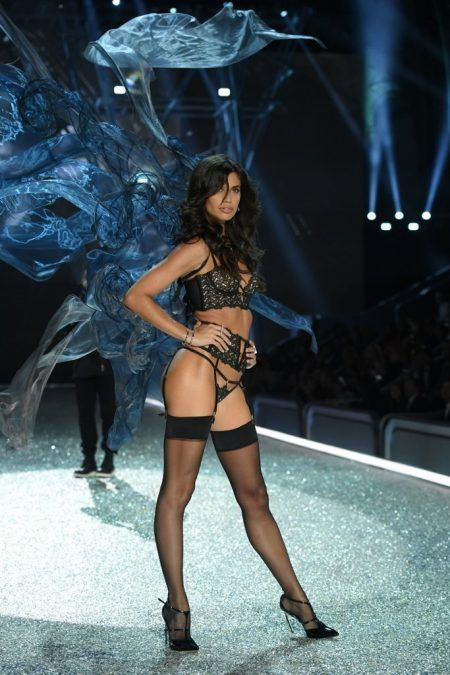 2016 Victoria's Secret Fashion Show ヴィクトリアズ・シークレット・ファッションショー サラ・サンパイオ