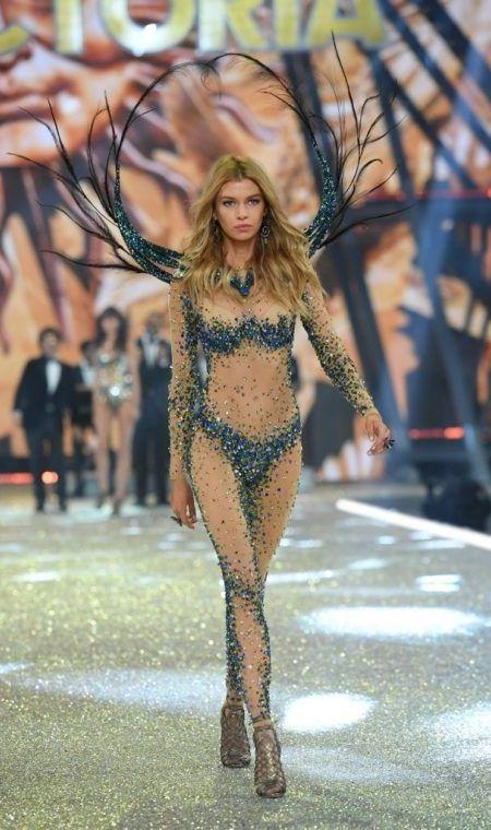 2016 Victoria's Secret Fashion Show ヴィクトリアズ・シークレット・ファッションショー ステラ・マックスウェル