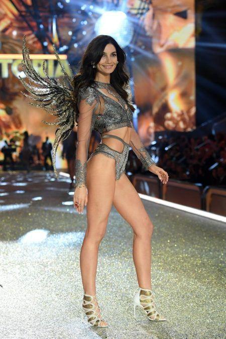 2016 Victoria's Secret Fashion Show ヴィクトリアズ・シークレット・ファッションショー リリー・オルドリッジ