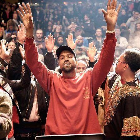カニエ・ウェスト Kanye West