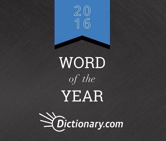 今年の言葉 Dictionary.com Word of the Year  2016年 Xenophobia 外国人嫌い