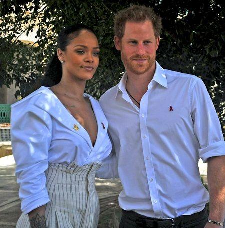 世界エイズデー World Aids Day セレブの取り組み リアーナ ヘンリー王子