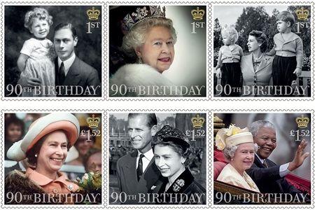 エリザベス女王  Queen Elizabeth イギリス 2016年 総まとめ 総集編 誕生日 90歳 パレード デコバルーン 国民がお祝い 記念切手 歴代のエリザベス女王 1年間まとめ