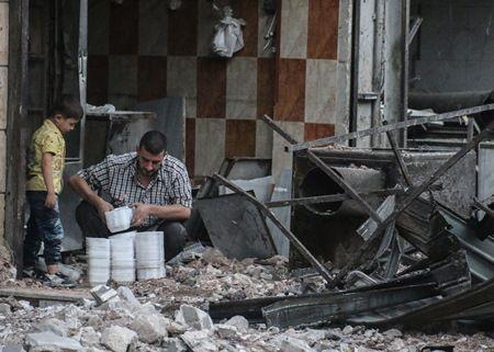 シリア騒乱 アレッポ 内戦