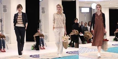 ユニクロ Uniqlo イネス・ド・ラ・フレサンジュ コラボ 人気 テーマ フランス マルセイユ 第7弾 モデル ファッションショー コレクション